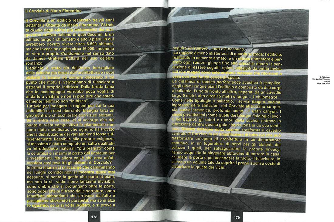 storie di architettura attraverso i sensi